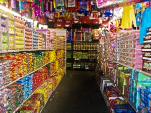 Oooh....so much candy...yum