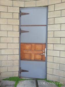 Cool Door at Hayden Tract